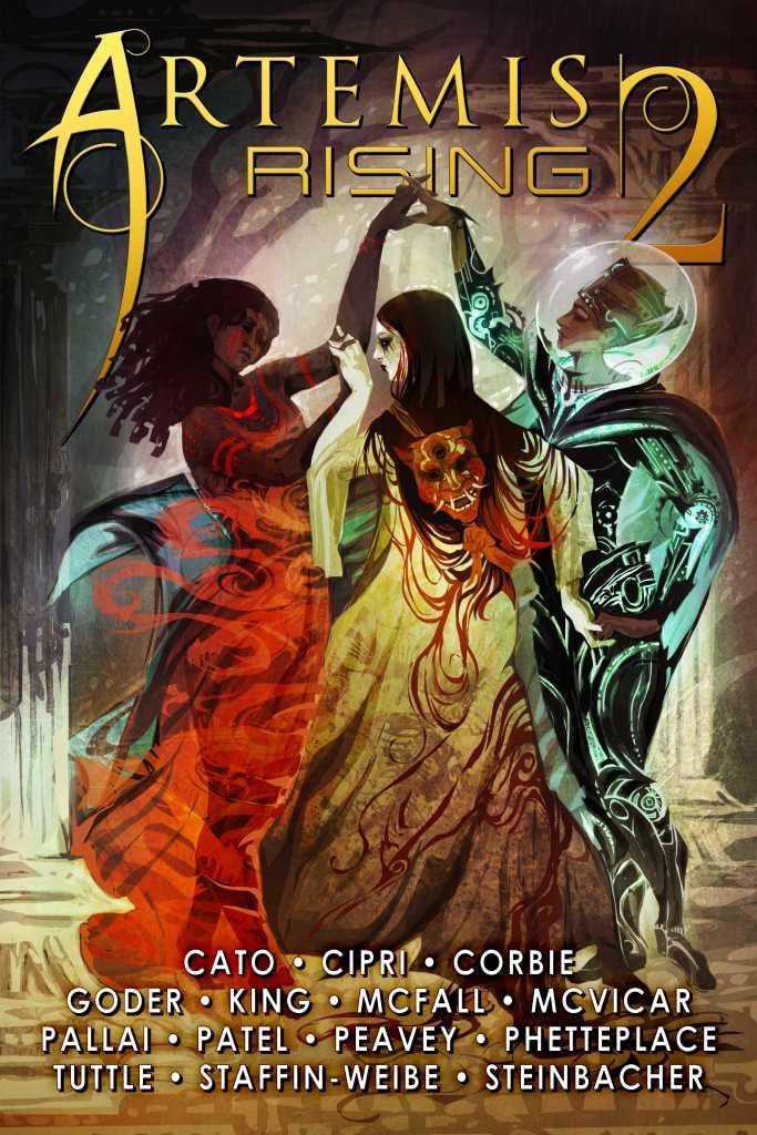 Artemis Rising 2 by Galen Dara (2016)