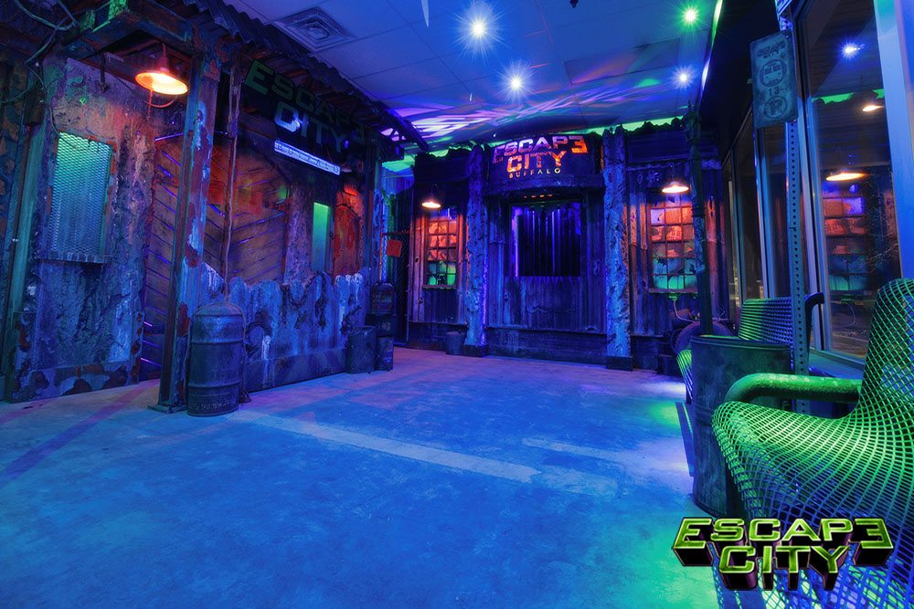 Escape City Buffalo  Buffalos Best Escape RoomsEscape