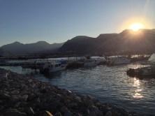 Fish harbour [Khasab, Oman].