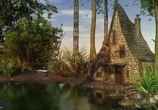 fantasy village escape game games room