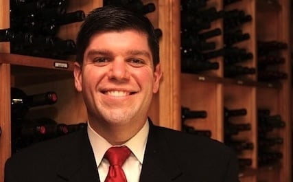 the Hatch's Jason Hisaw is taking his master sommelier exams this week. He is a sommelier at Pappas Bros. steakhouse in Dallas.
