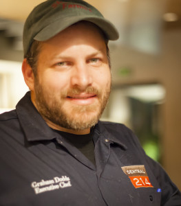 Chef Graham Dodds