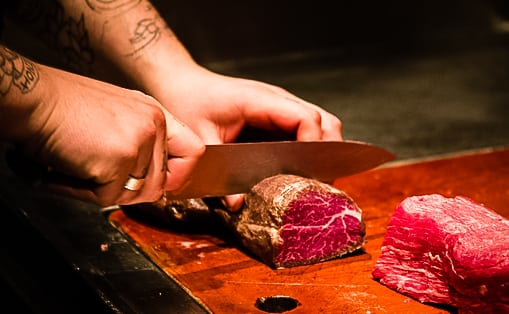 Nick & Sam's Steakhouse Omi, Kobe and Wagyu_-5