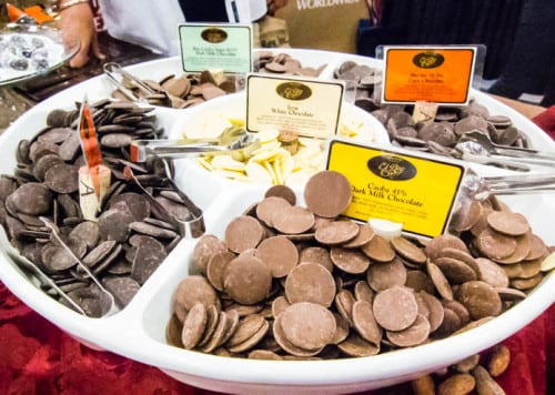 My favorite chocolate was representing: El Rey, from Venezuela. Sander Wolfe, were you there, too?