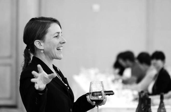 Melissa Monosoff is a master sommelier and a certified cicerone (photo: TexSom)