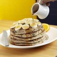 yolk pancakes