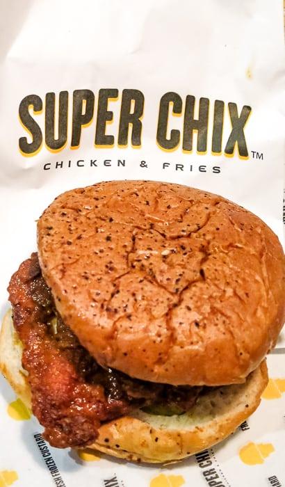 Superchix opening day Dallas YUM Brands copyright Michael Hiller-8