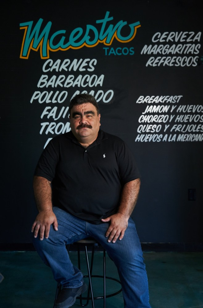 chef of fort worth maestros tacos