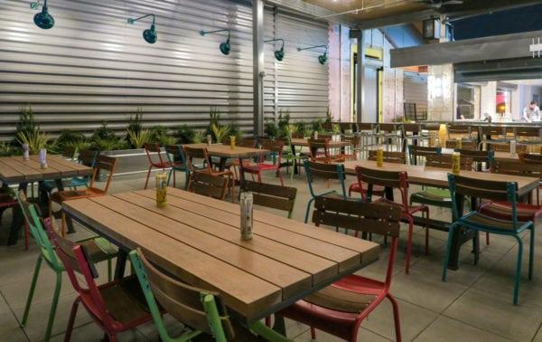 VIPeek Inside Haywire Big Deal New Restaurant From Folks