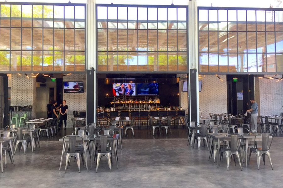 First Look Wheelhouse Rolls Into Dallas Design District With