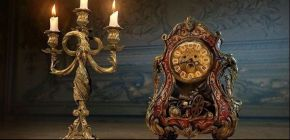 Cogsworth and Lumiere 1