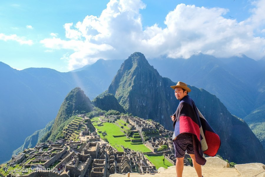 Peru : A Journey to the Incan Elite City of Machu Picchu