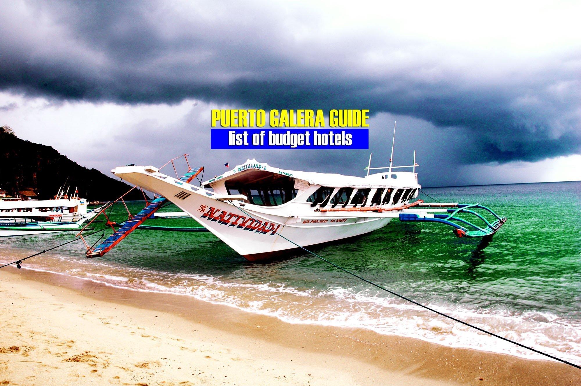 Best Budget Hotels in Puerto Galera