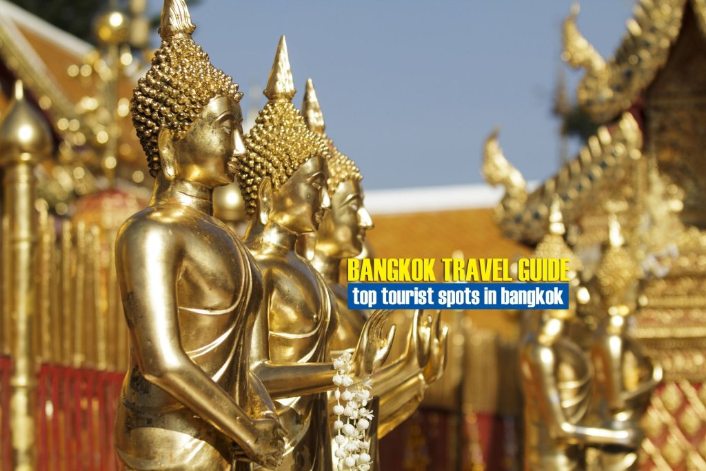 Top Tourist Spots in Bangkok You Should See