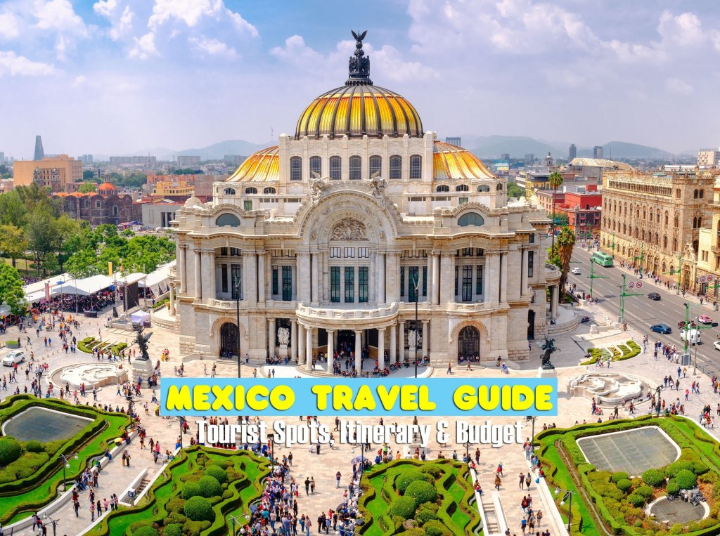 Top Tourist Spots in Mexico City You Should Visit