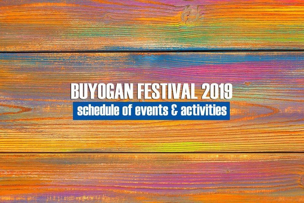 Buyogan Festival 2019