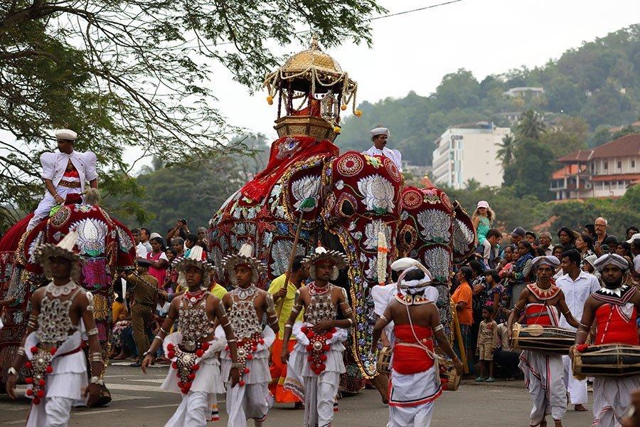 Esala Perahera Festival 2019 [Sri Lanka]