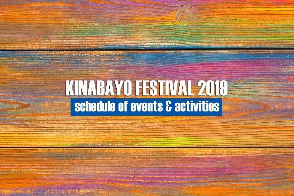 Kinabayo Festival 2019 [Dapitan]