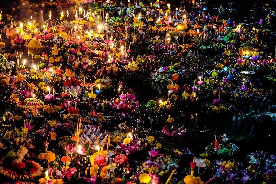 Loy Krathong Festival 2019 [Thailand]