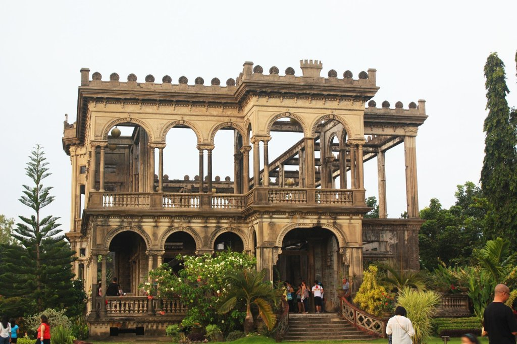 The Ruins in Bacolod