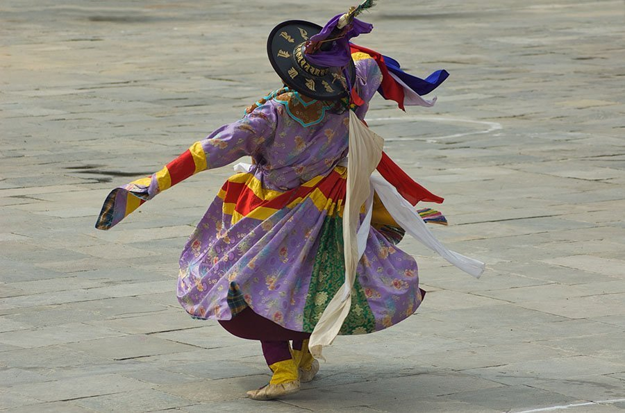 Thimphu Festival 2019 [Bhutan]