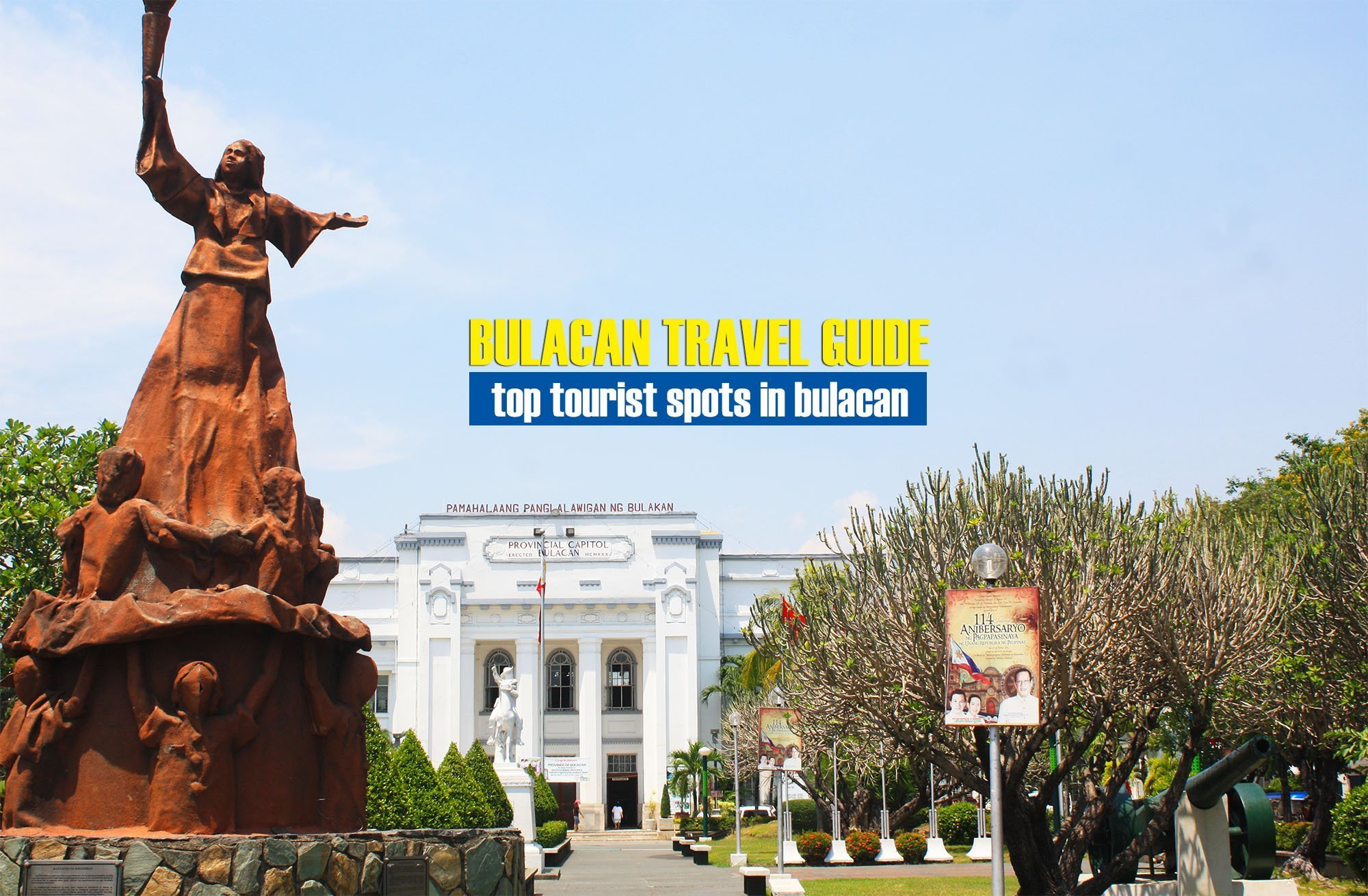 Top Tourist Spots in Bulacan [And How To Get There]