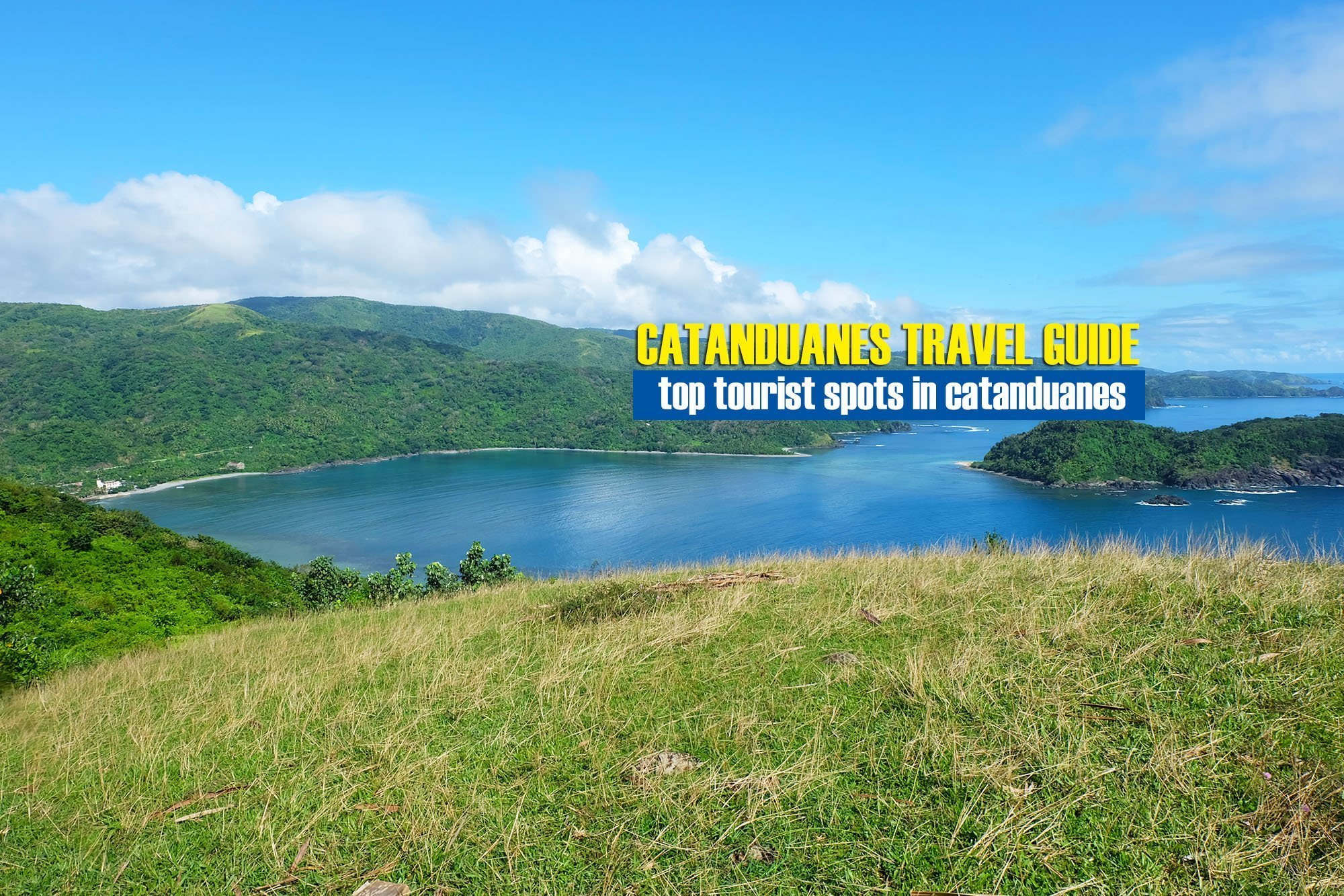 Top Tourist Attractions in Catanduanes [And How To Get There]