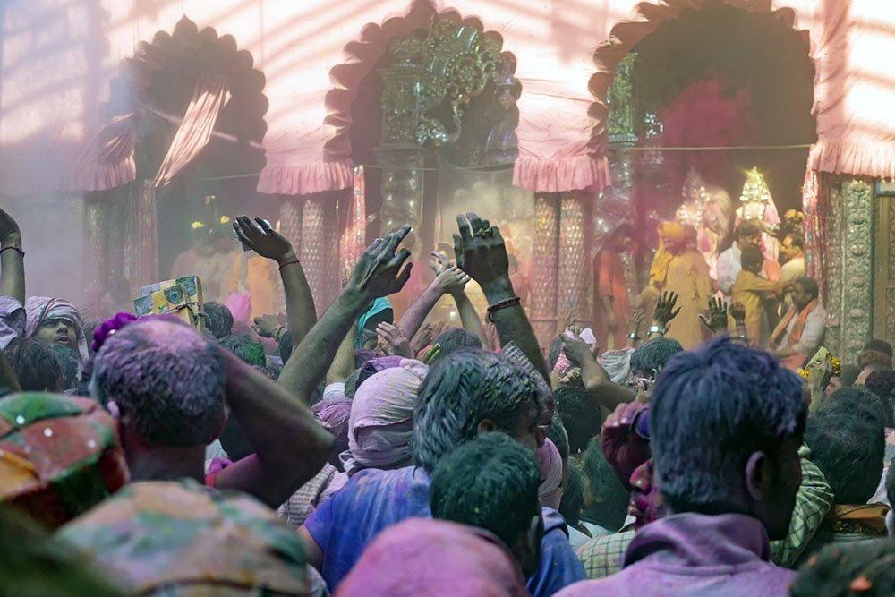 Holi Festival 2019 [India]