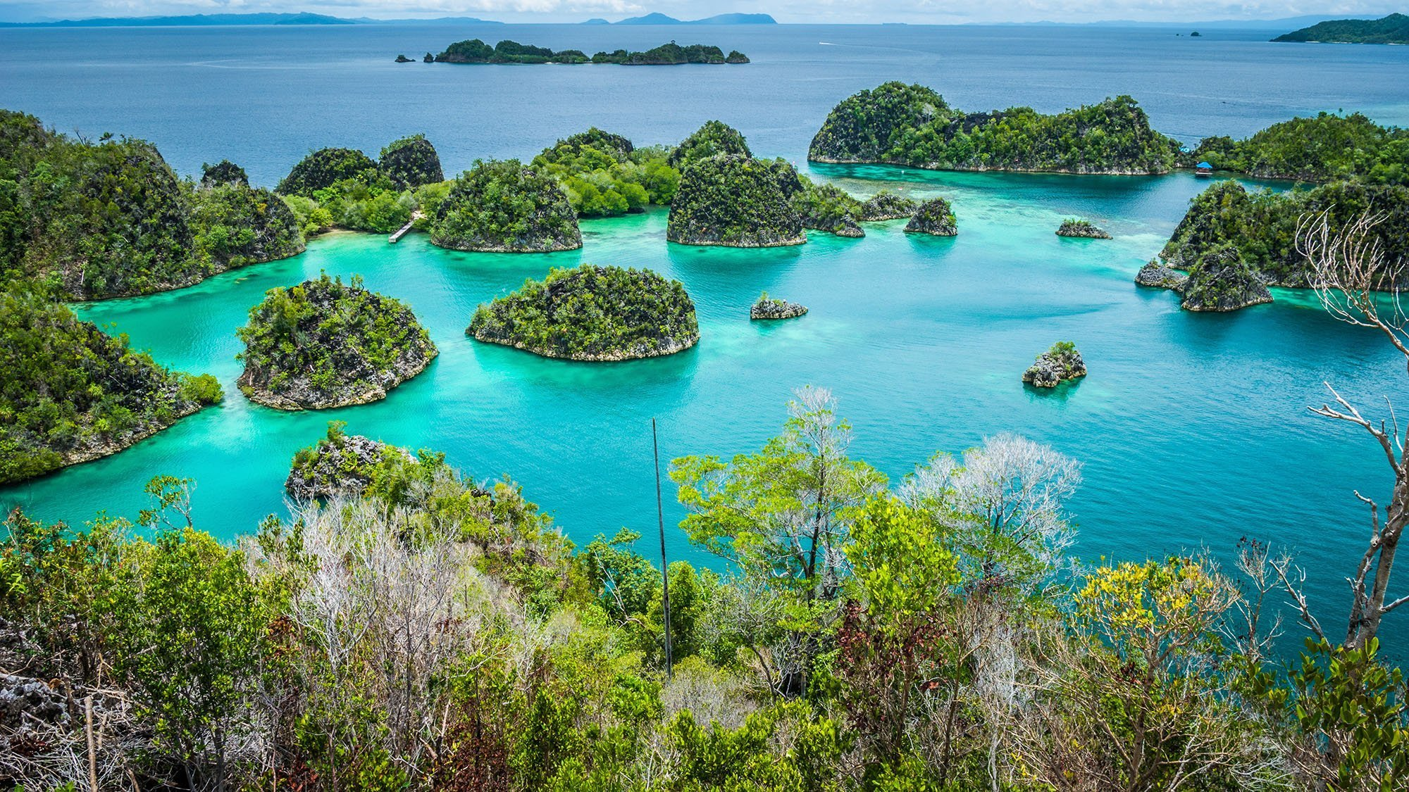 Captivating Beaches in Misool Island, Raja Ampat