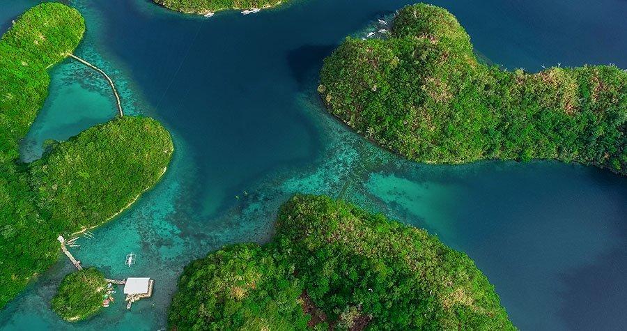 Sugba Blue Lagoon