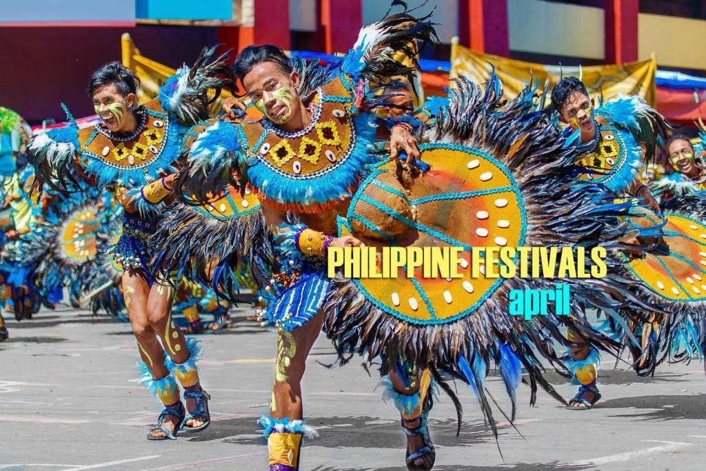 List of  Philippine Festivals in April