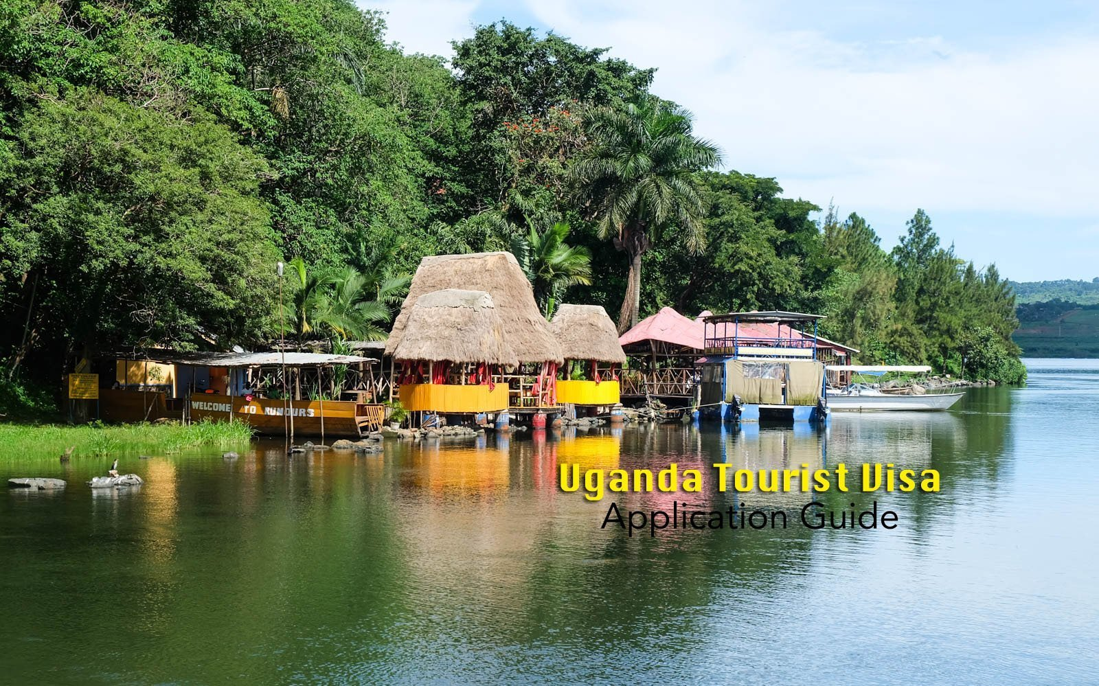 Uganda Tourist Visa Application Guide