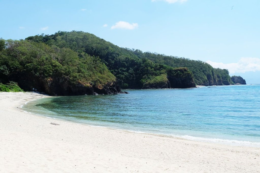 Anilao Beach, one of the best beaches ion Batangas
