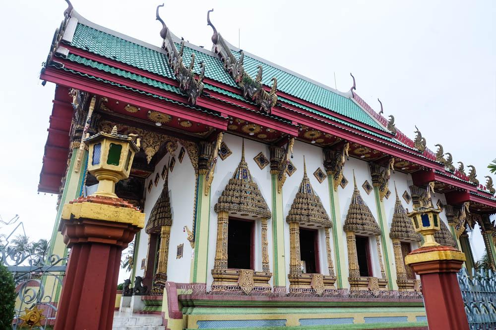 Wat Nikrodharam, a Thai Buddist Temple in Alor Setar