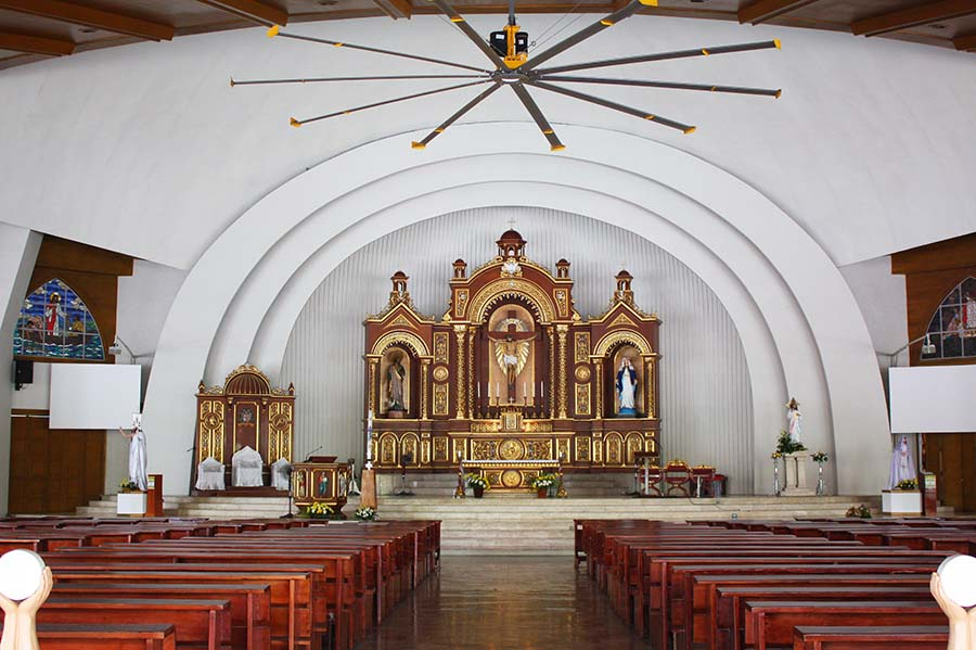 San Pedro Cathedral in Davao City