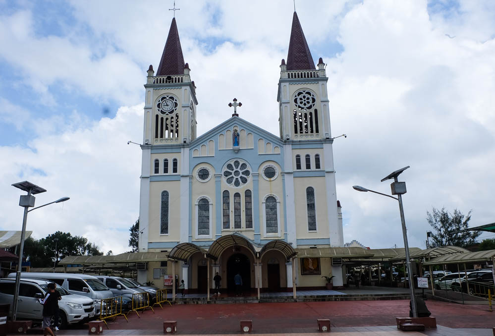 Baguio Cathedral, a must visit tourist attraction in Baguio