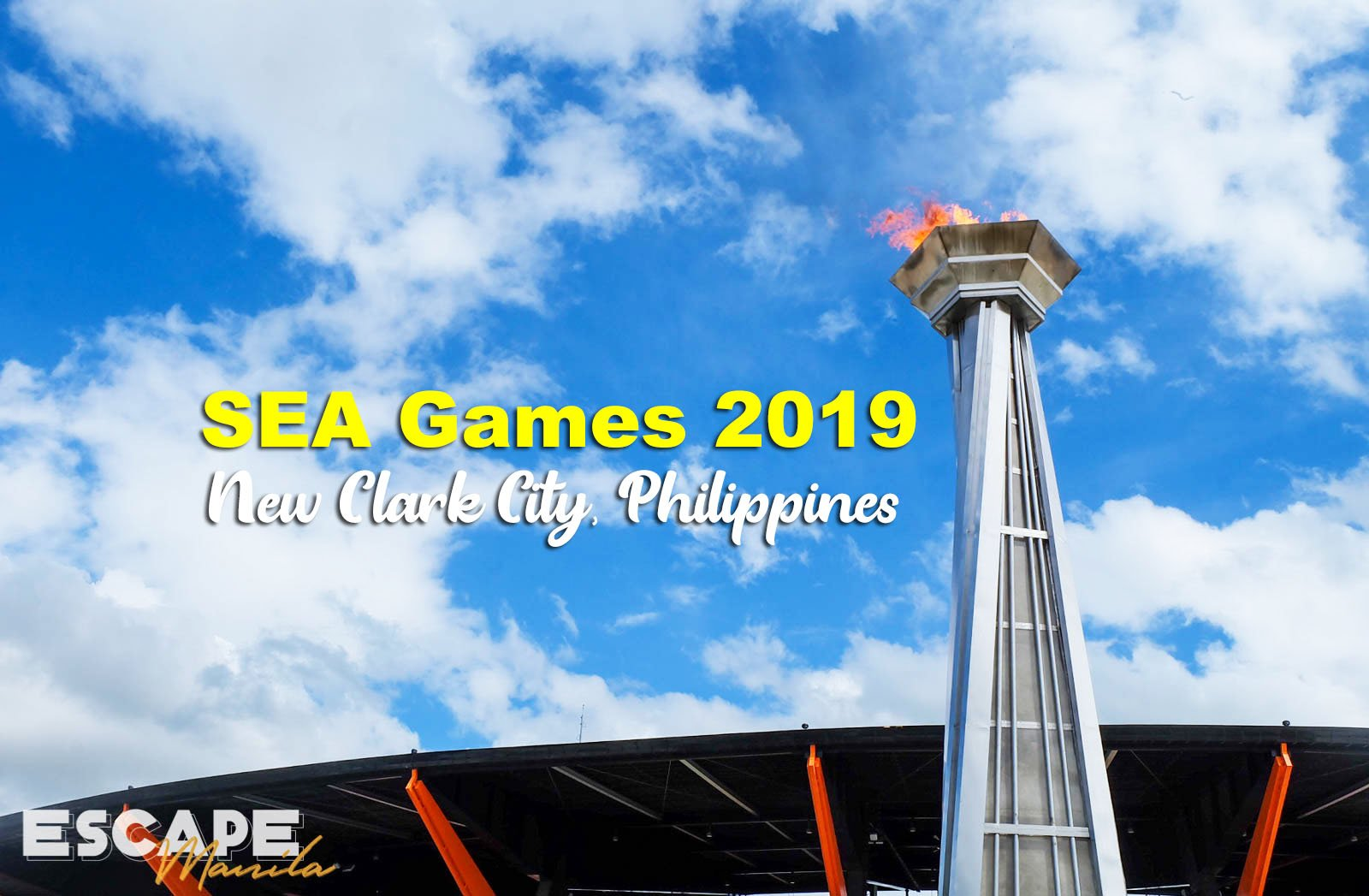 SEA Games 2019 FREE Shuttle Schedule: SM Clark to New Clark City