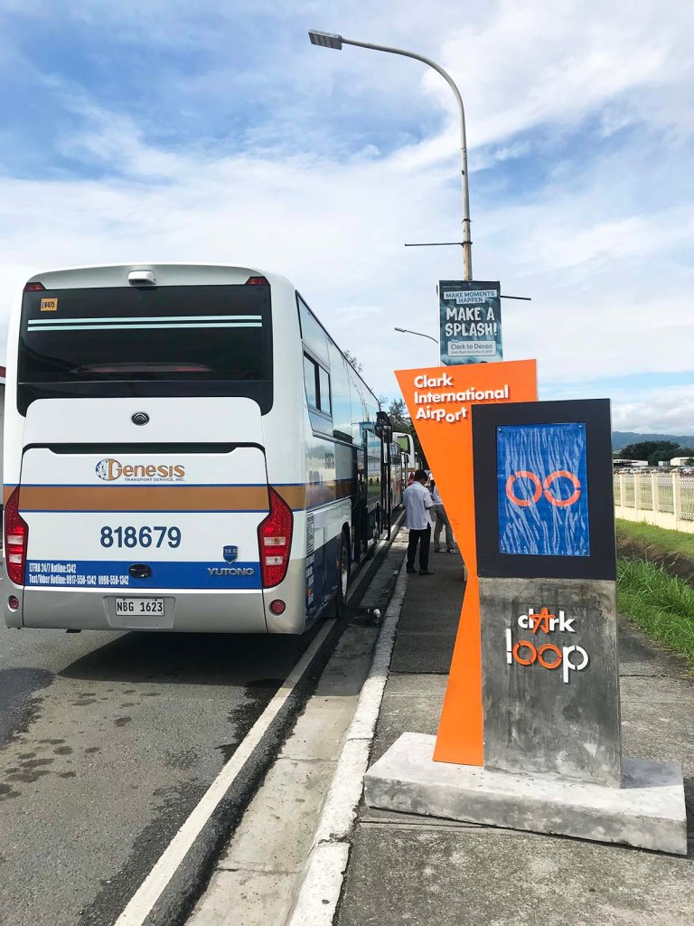 Clark Airport to Manila: 2019 Bus Schedule & Fare from Clark to NAIA via Ortigas