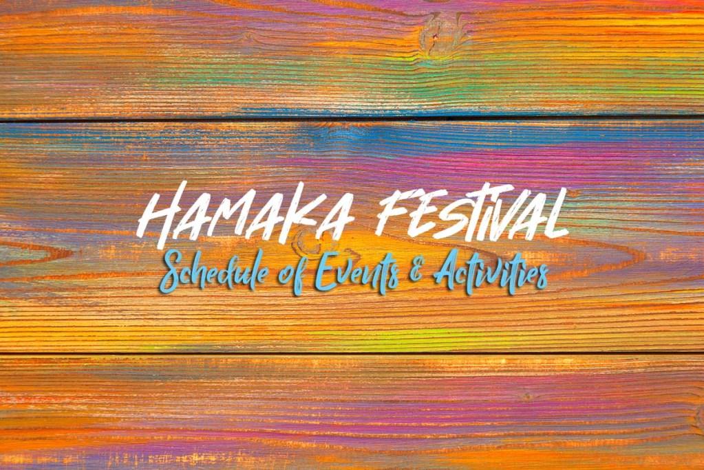 Hamaka Festival 2020
