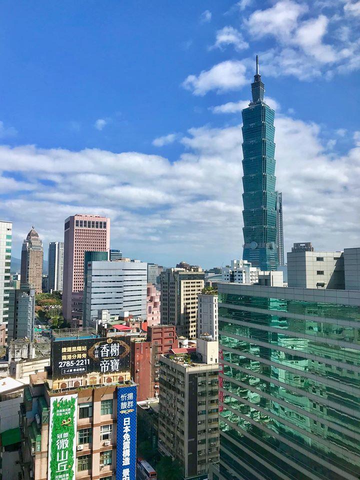 Airbnb near Taipei 101