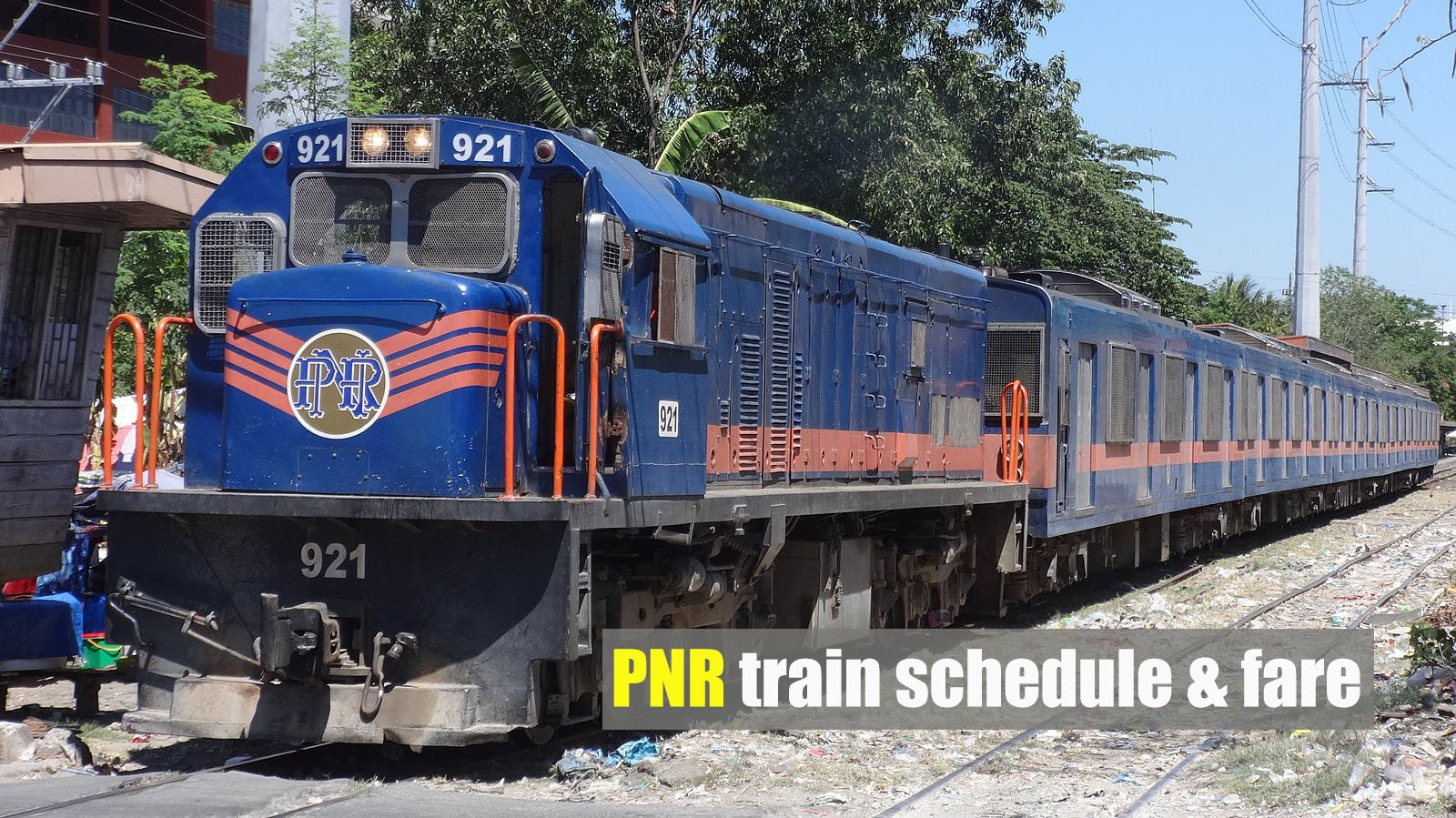 PNR Schedule: 2021 Train Timetable and Departure Time Every Station