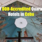 List of DOH-Accredited Hotels for Quarantine in Cebu [Lapu-Lapu, Mandaue, Cebu City]