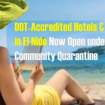 2021 DOT-Accredited Hotels and Resorts in El Nido Now Open under CQ