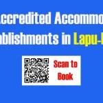 2021 DOT-Accredited Hotels in Lapu-Lapu City