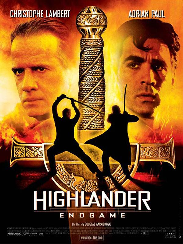 Although Set In 2002 Four Years After The End Of Highlander The Series The Film Actually Begins In 1992 When Connor Macleod Arrives At His New York