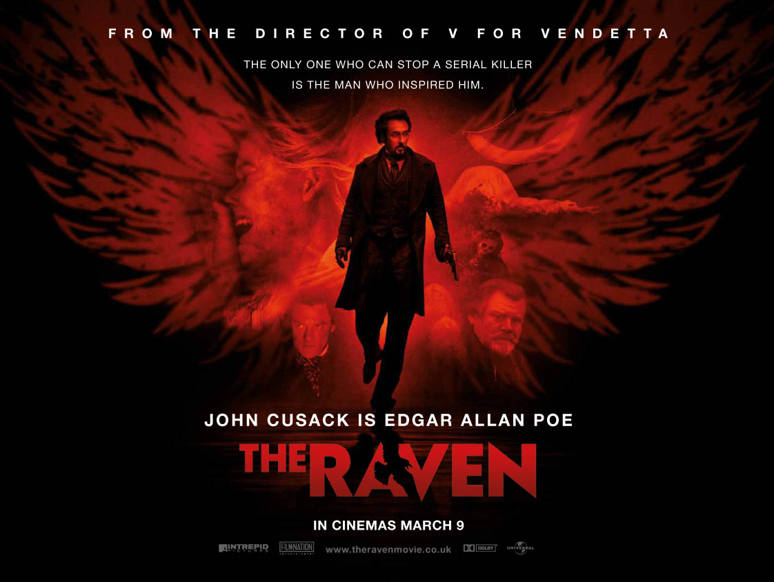 ผลการค้นหารูปภาพสำหรับ the raven film