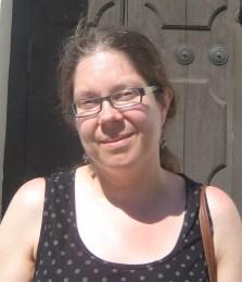 author Kristin Janz