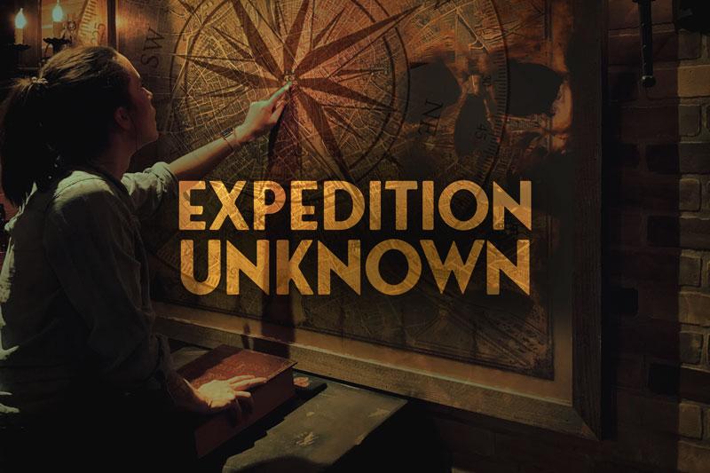 Escape Quest Escape Room Bethesda - Expedition