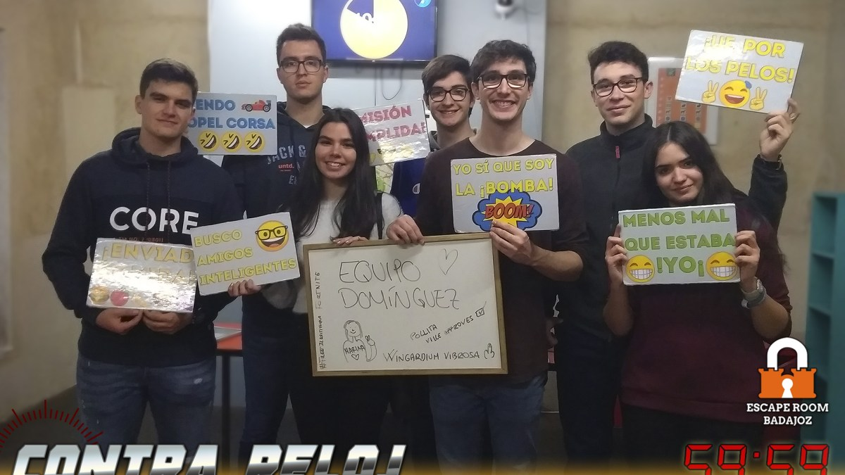Equipo Domínguez