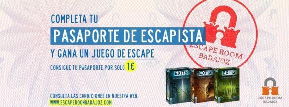 Sala de escape Extremadura